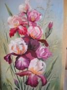Picturi cu flori Irisi 10