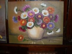 Picturi cu flori Oszirozsa