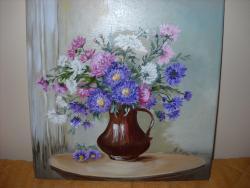 Picturi cu flori Oszivirag
