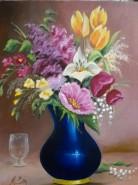 Picturi cu flori Prietenie