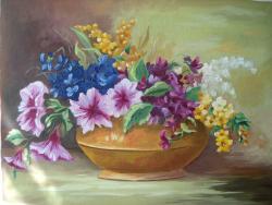 Picturi cu flori primavara 11