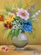 Picturi cu flori Primavara 2