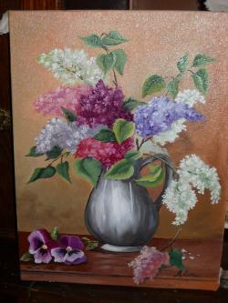 Picturi cu flori primavara 3