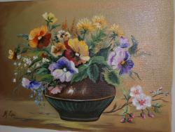 Picturi cu flori primavara 4