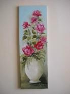 Picturi cu flori Trandafiri 10
