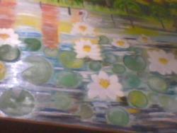 Picturi cu flori nuferi infloriti