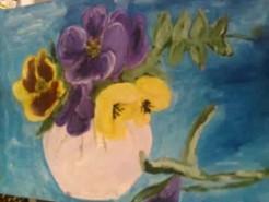 Picturi cu flori Alte flori