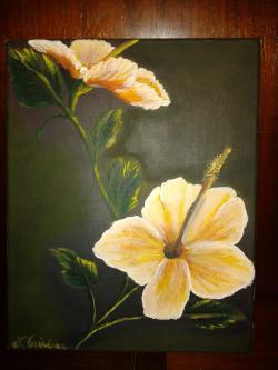 Picturi cu flori Flori pure
