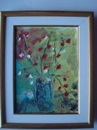 Picturi cu flori Crengi inmugurite
