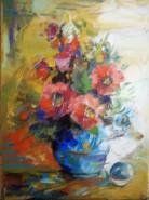 Picturi cu flori Flori 12