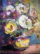 Picturi cu flori Flori 4