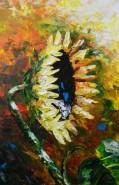 Picturi cu flori Spre soare
