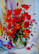 Picturi cu flori Mai