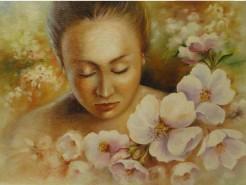 Picturi cu flori Parfum