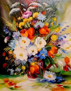 Picturi cu flori scent of spring
