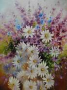Picturi cu flori Spring