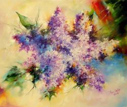 Picturi cu flori spring parfume