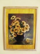 Picturi cu flori Gerbera in vas