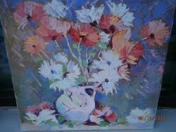 Picturi cu flori flori in vaza 1