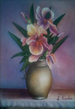 Picturi cu flori alti stanjenei
