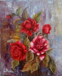Picturi cu flori tomnaticii