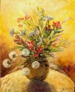 Picturi cu flori Flori de leac