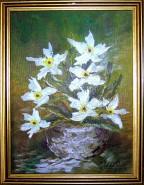 Picturi cu flori Parfum de narcise