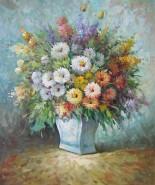 Picturi cu flori Buchet primavara