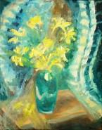 Picturi cu flori Flori in abstract