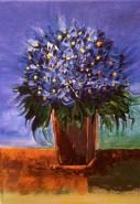 Picturi cu flori Flori de nu ma uita