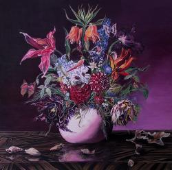 Picturi cu flori Flower vase
