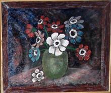 Picturi cu flori Curcubeu de petale