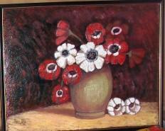 Picturi cu flori Simfonie de culori