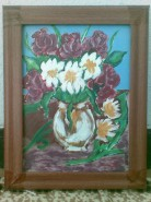 Picturi cu flori 3