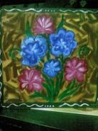 Picturi cu flori Flori de gradina