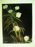 Picturi cu flori Flori de leandru