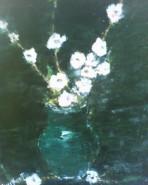 Picturi cu flori Flori de mar