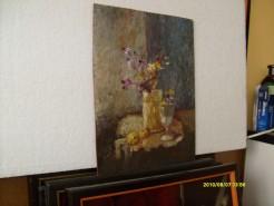 Picturi cu flori Vaza cu flori 1