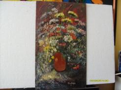 Picturi cu flori Vaza cu flori 13