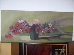 Picturi cu flori Vaza cu flori 19