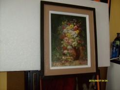 Picturi cu flori Vaza cu flori 23