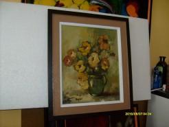 Picturi cu flori Vaza cu flori 24