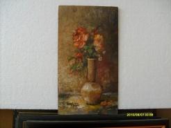 Picturi cu flori Vaza cu flori 3