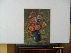 Picturi cu flori Vaza cu flori 5