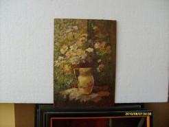 Picturi cu flori Vaza cu flori 7