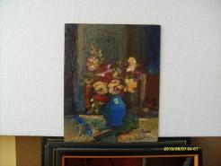 Picturi cu flori Vaza cu flori 8