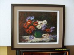 Picturi cu flori Vaza cu flori 9