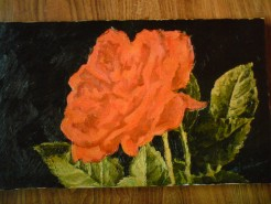 Picturi cu flori Trandafir 1