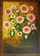Picturi cu flori One stroke flowers