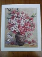 Picturi cu flori Jar